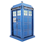 Metal Earth Dr-Who