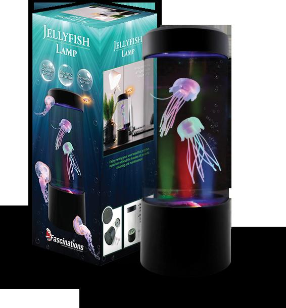 Fascinations Metal Earth 3d Metal Model Diy Kits Jellyfish Lamp