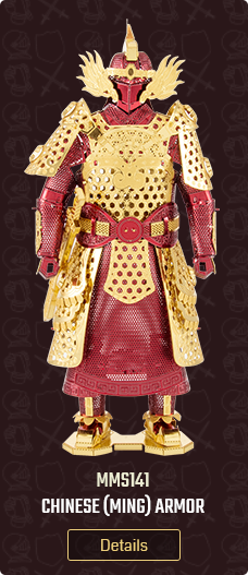 chinese ming armor