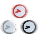 Picture of Swing Clock (Silver)