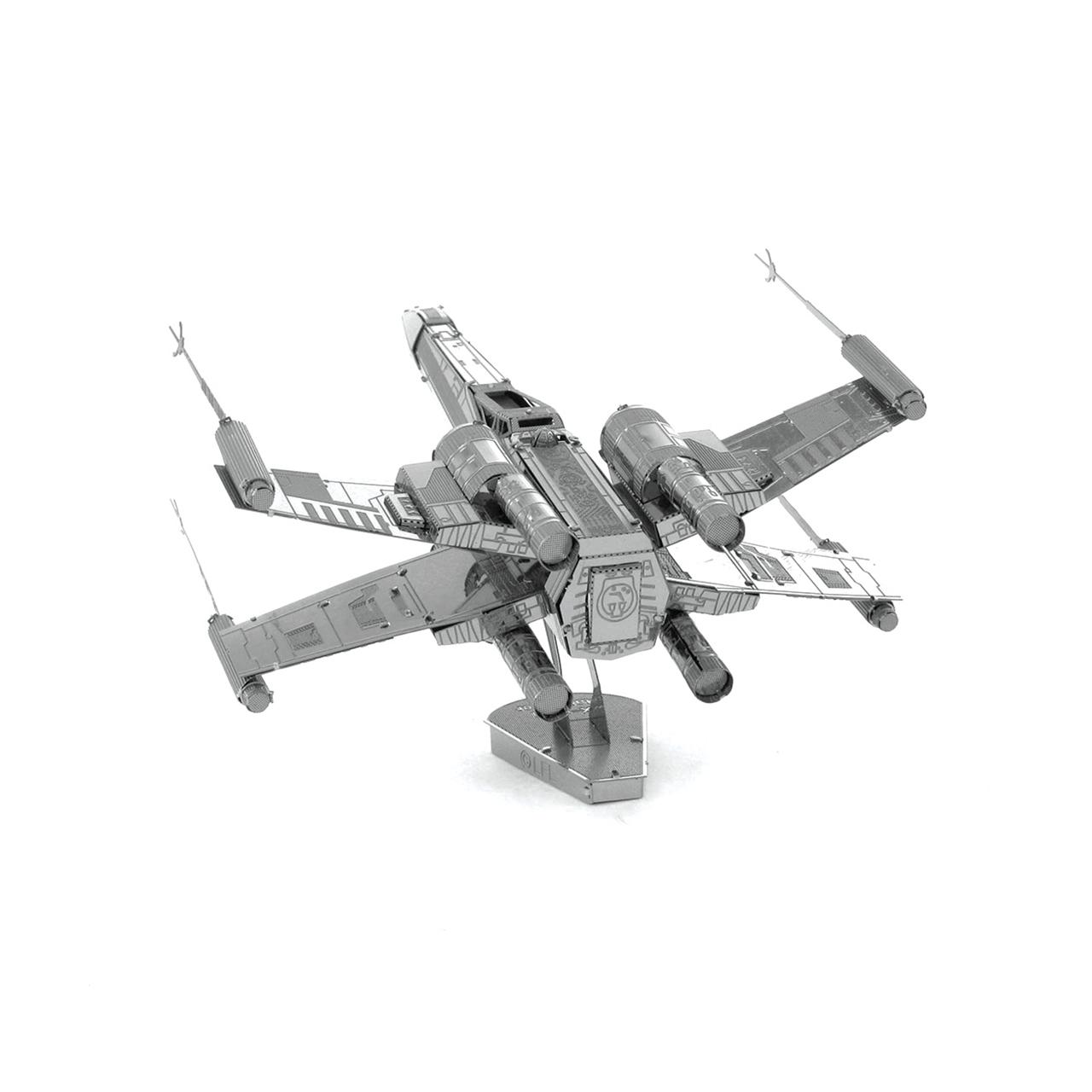 Metal Earth Australia Star Wars X Wing Star Fighter: Metal Earth 3D Metal Model DIY Kits:: Metal