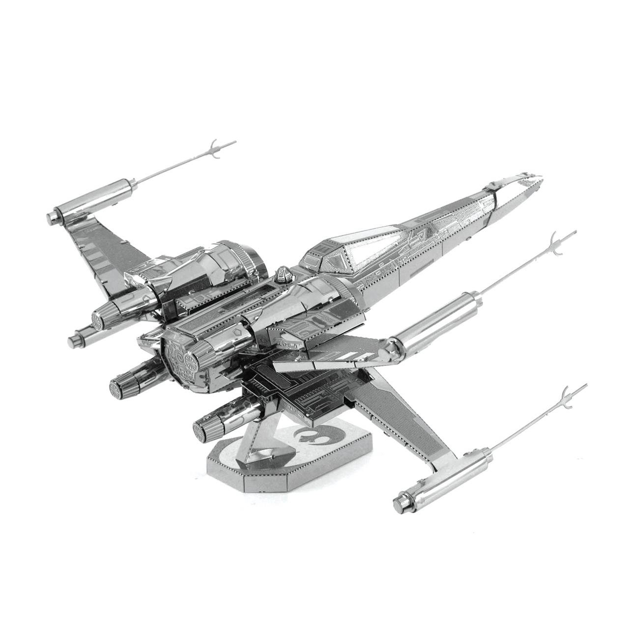fascinations metal earth 3d metal model diy kits star. Black Bedroom Furniture Sets. Home Design Ideas