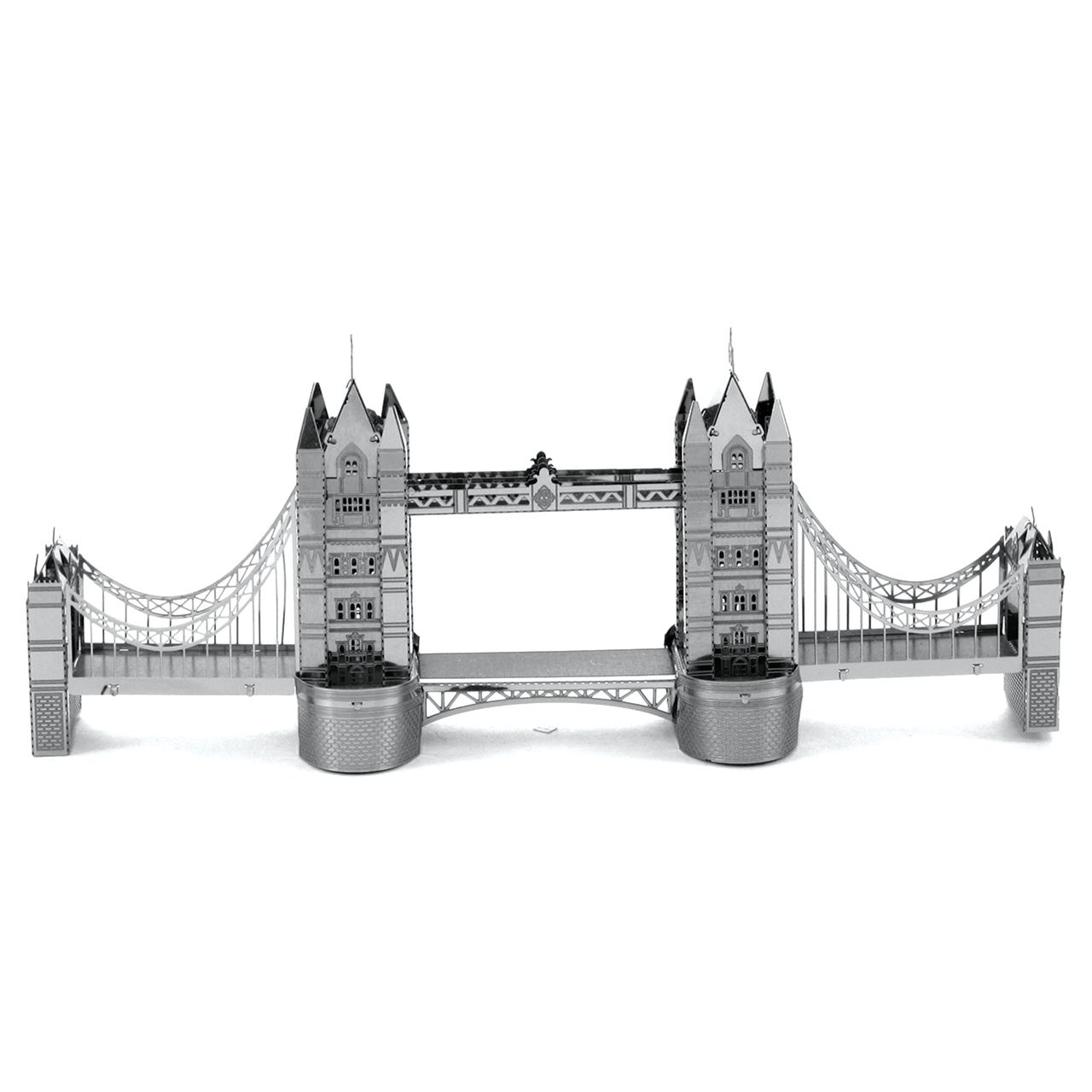 Metal Earth 3D Model Puzzle London Tower Bridge