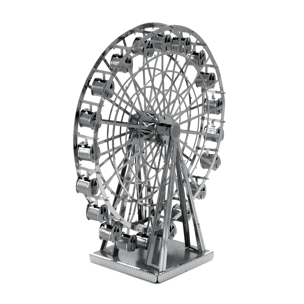 Fascinations Metal Earth 3d Metal Model Diy Kits Metal