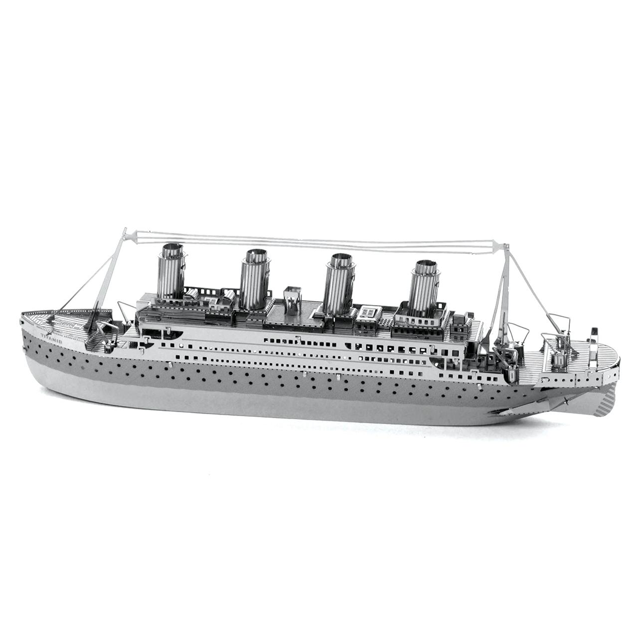 Titanic 2: Metal Earth 3D Metal Model DIY Kits:: Metal