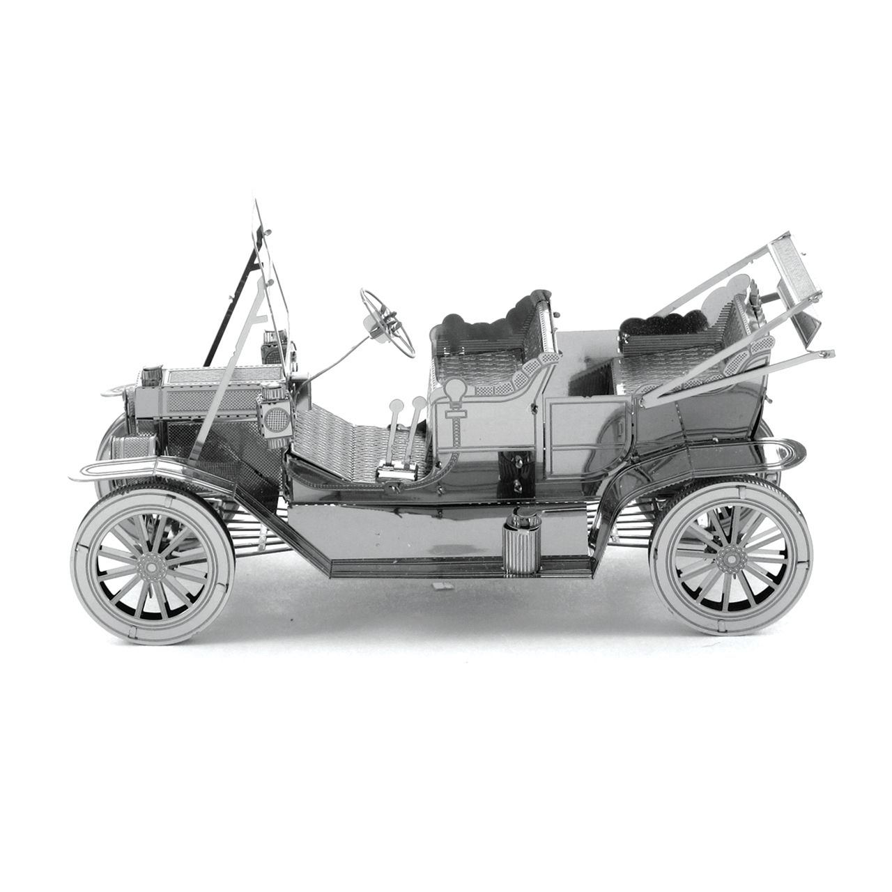 Fascinations Metal Earth 3d Model Diy Kits Ford T Engine Diagram Picture Of 1908