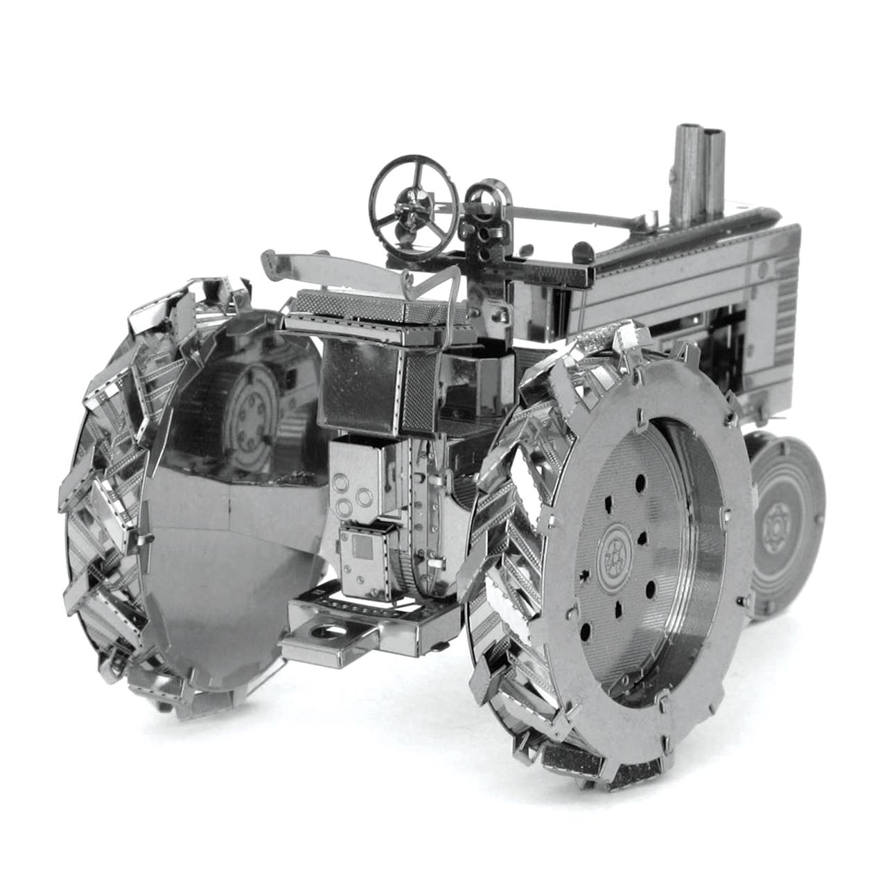 Farm Tractor 3D Metal Model kit//Fascinations Inc Metal Earth