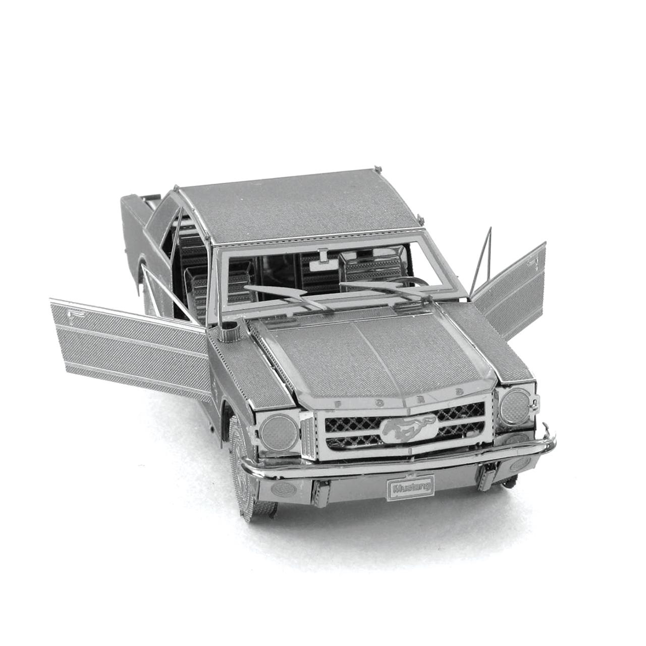 Fascinations Metal Earth 3d Metal Model Diy Kits Metal
