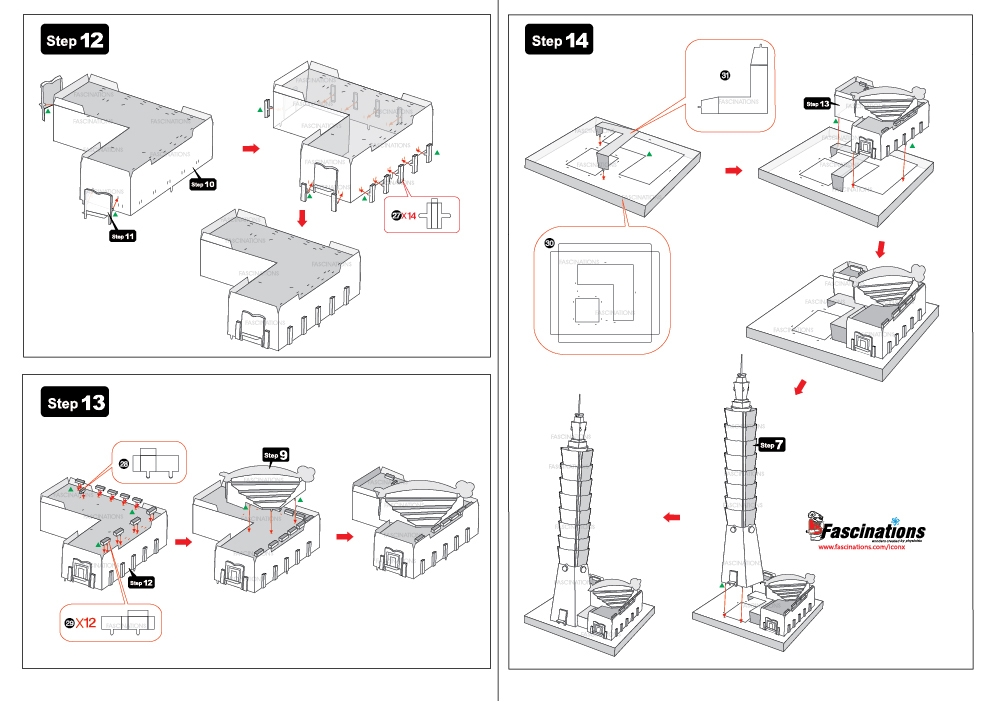 Picture of Premium Series Taipei 101