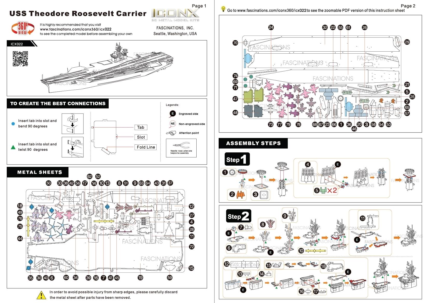 Picture of Premium Series USS Theodore Roosevelt CVN-71