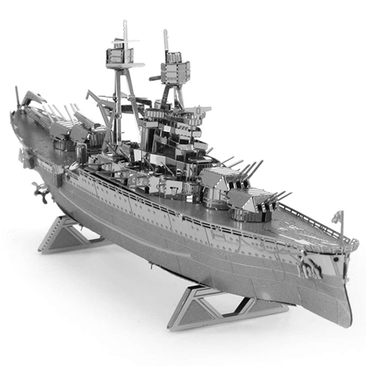Fascinations Metal Earth 3d Metal Model Diy Kits Metal Earth Uss Arizona 3d Model Kit