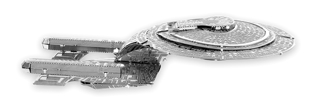 Picture of USS Enterprise 1701-D