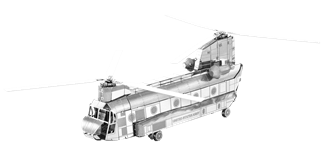Picture of CH-47 Chinook
