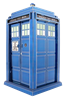 Picture of Doctor Who TARDIS