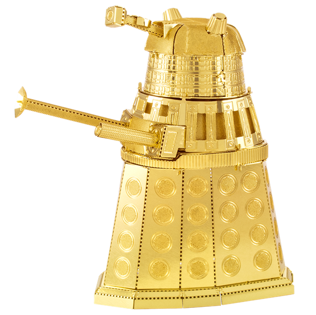 Picture of Doctor Who Gold Dalek