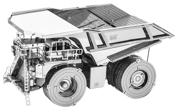 Picture of CAT Mining Truck