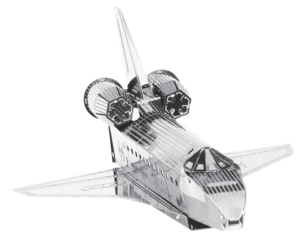 Picture of NASA Shuttle Enterprise