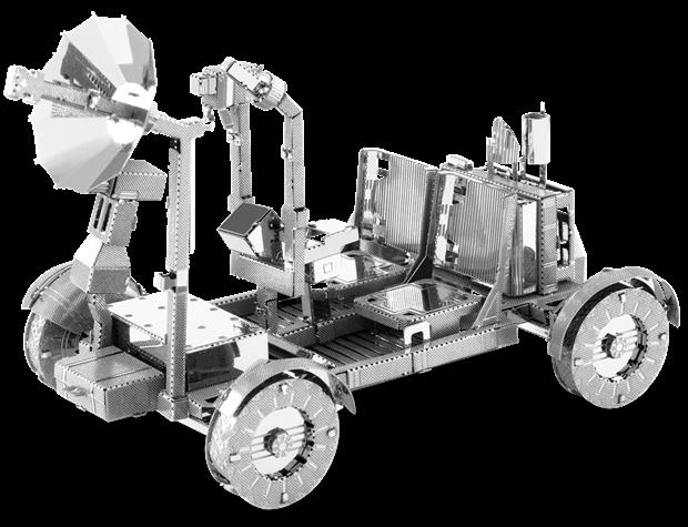 Picture of Apollo Lunar Rover
