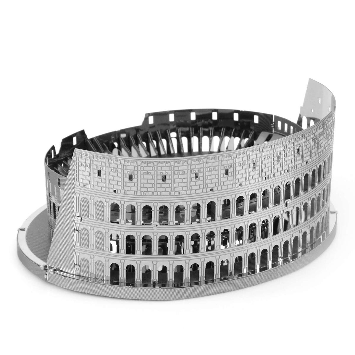 Iconx Roman Colosseum Ruin ICX025 Metal Earth