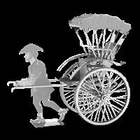 Picture of Japanese Rickshaw