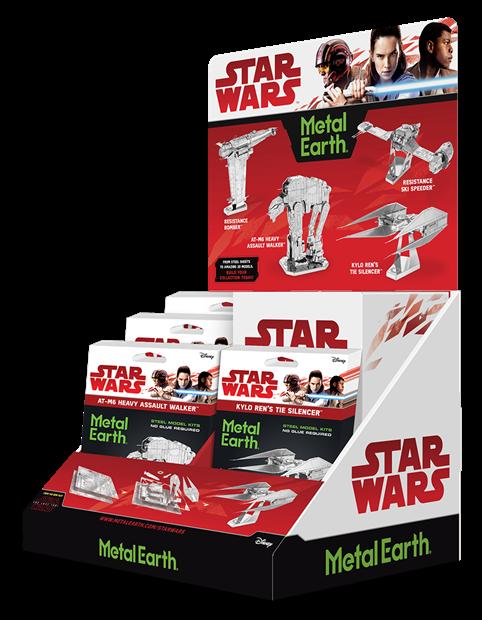 Picture of Star Wars Last Jedi Prepack
