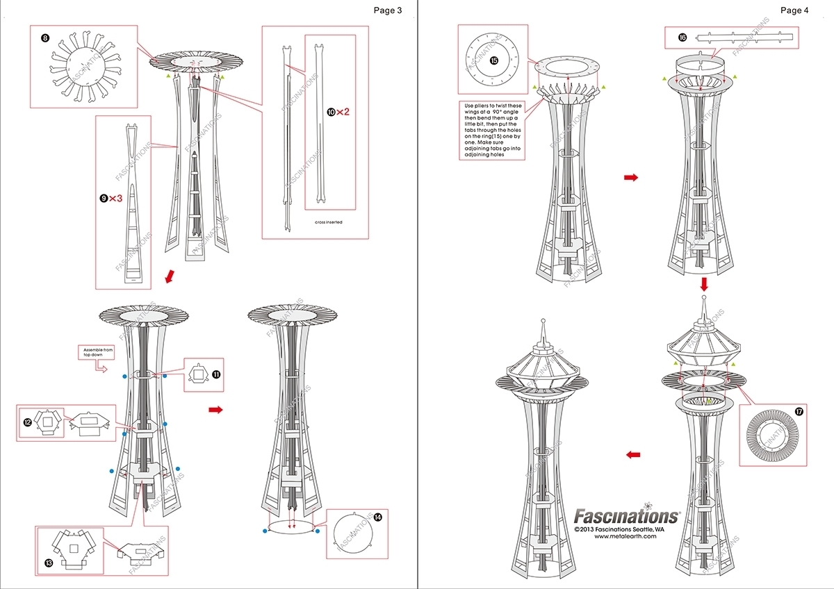 Picture of Space Needle