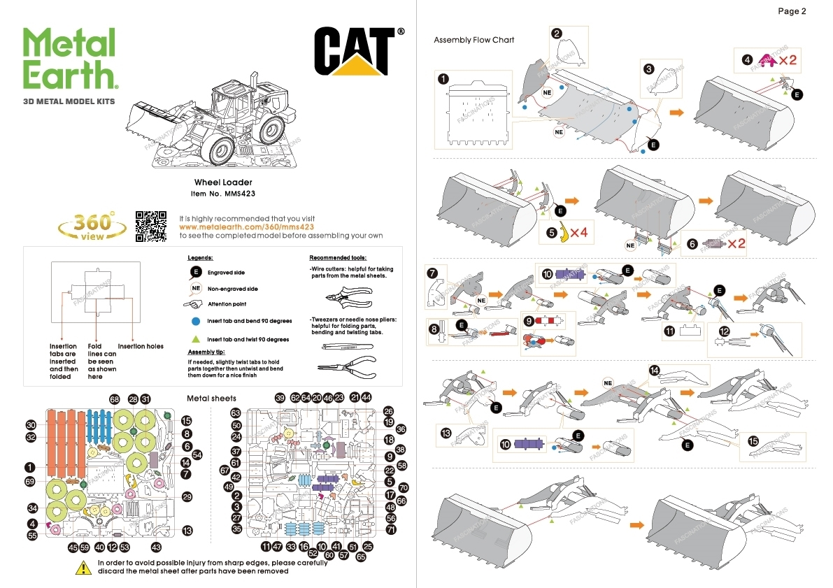 Picture of CAT Wheel Loader
