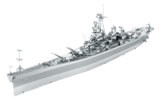 Picture of Premium Series USS Missouri (BB-63)