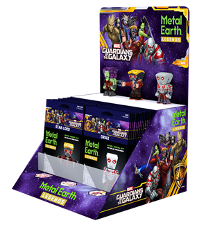Picture of Legends Guardians Of The Galaxy Prepack