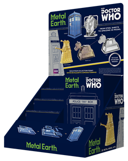 Picture of Doctor Who Display