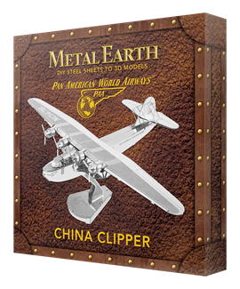 Picture of Pan Am China Clipper - Box Version