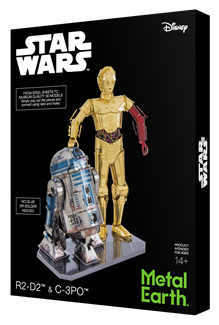 Picture of C-3PO & R2-D2 Gift Set