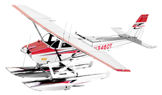 Picture of Cessna 182 Floatplane
