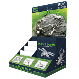 Picture of Bug Display