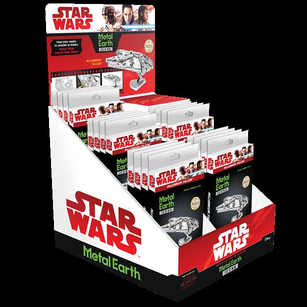 Picture of Star Wars Premium Series Millennium Falcon Prepack
