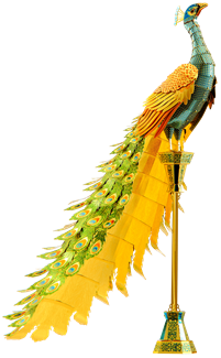 Picture of Premium Series Peacock