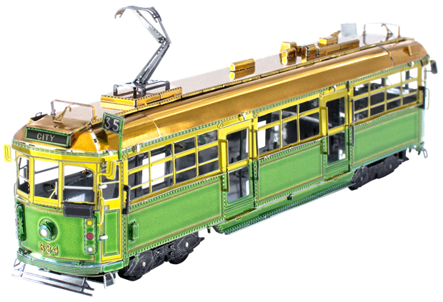 Picture of Melbourne W-class Tram