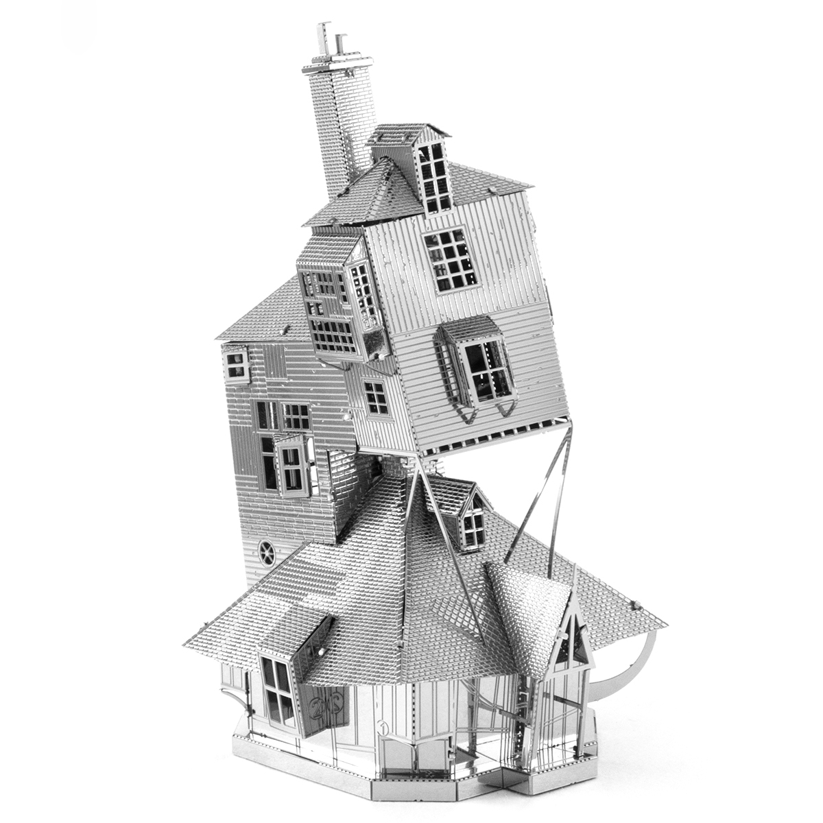 The Burrow Metal Earth 3D Laser Cut Metal Puzzle by Fascinations Harry Potter