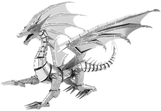 Picture of Premium Series Silver Dragon