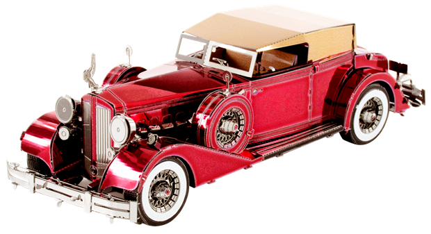 Picture of 1934 Packard Twelve Convertible