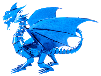 Picture of Premium Series Blue Dragon