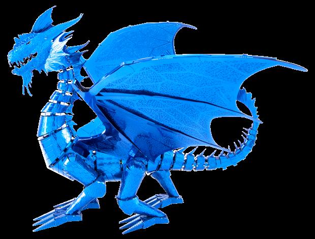 Picture of Premium Series Blue Dragon