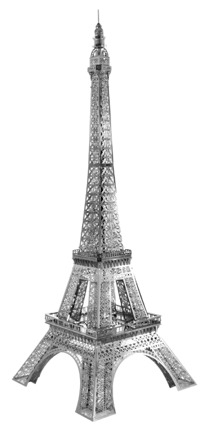 Picture of MEGA Eiffel Tower Unassembled