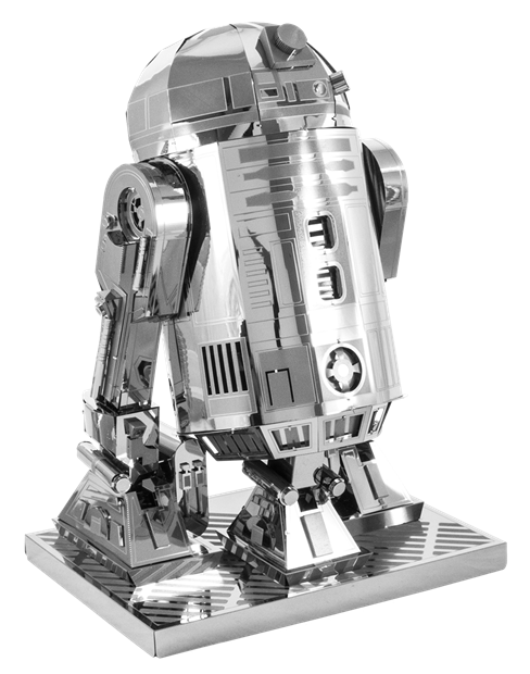 Picture of MEGA R2-D2 Unassembled