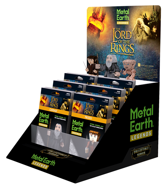 Picture of Legends Lord Of The Rings Prepack