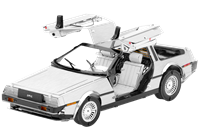 Picture of DeLorean
