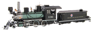 Picture of Wild West 2-6-0 Locomotive