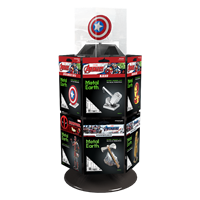 Picture of Marvel 2-Tier Wire Rack Prepack