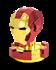 MMS324 - Iron Man Helmet
