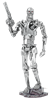 Picture of The Terminator T-800 Endoskeleton